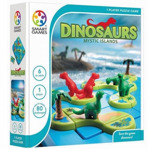 Dinosaures-Mystic Islands