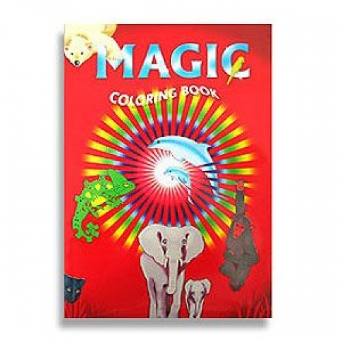 Magic Coloring Book - Large