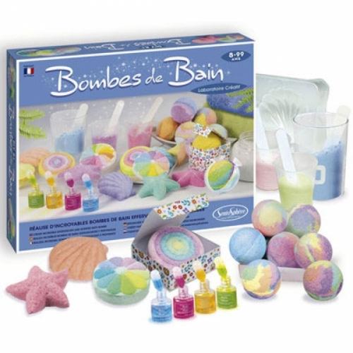 Bombes de bains