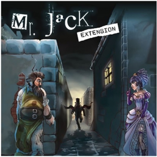Mr JACK L'EXTENSION
