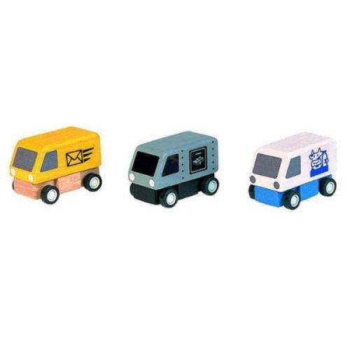 Set véhicules de livraison