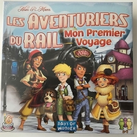 Aventuriers du rail premier voyage