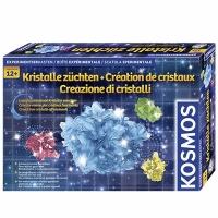 Création de cristaux