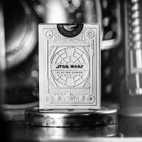 Star Wars Playing Cards - Silver Special Edition - Light Side