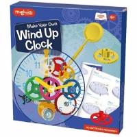 Wind up clock