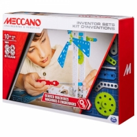 Meccano inventions engrenages