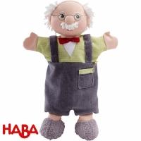 Marionnette grand-père.