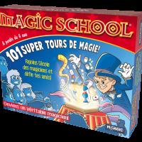 COFFRET MAGIC SCHOOL® 101 TOURS