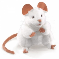 Marionnette rat