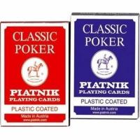 Cartes poker classiques