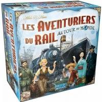 Aventuriers du rail monde
